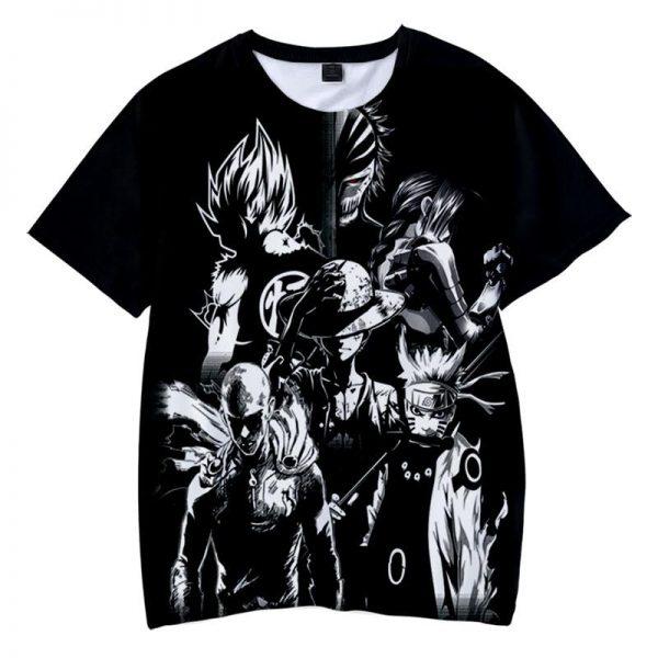 Dragon Son Natsu Fairy Tail T-shirt XXS Official Fairy Tail Merch