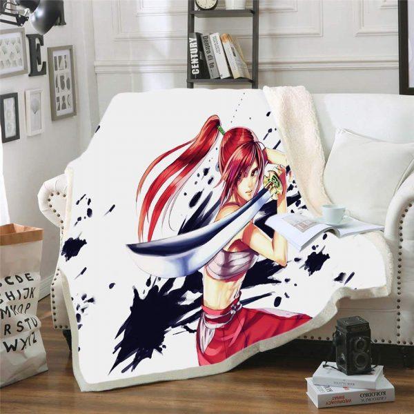 Medium (50 x 60 in) Official Fairy Tail Merch