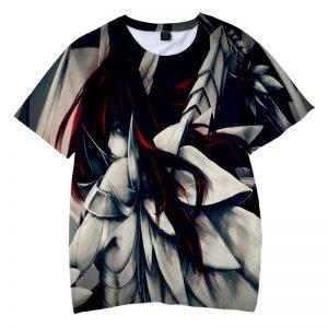 Erza Scarlet Titania Sword Queen Mage Fairy Tail T-shirt XXS Official Fairy Tail Merch
