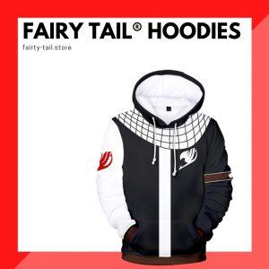 Fairy Tail Hoodies