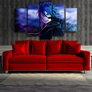 Jellal Fernandes Fairy Tail Canvas 3D Printed S / Framed Official Fairy Tail Merch