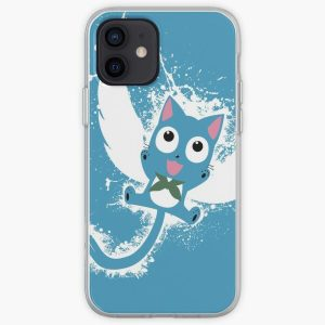 Happy iPhone Soft Case RB0607 product Offical Fairy Tail Merch