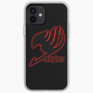 Fairy Tail - Fairy Tail Guild iPhone Soft Case RB0607 product Offical Fairy Tail Merch