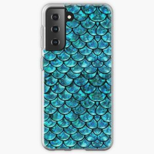 Mermaid Scales  Samsung Galaxy Soft Case RB0607 product Offical Fairy Tail Merch