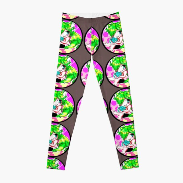 Neko Freed Justine of Fairy Tail Leggings RB0607 product Offical Fairy Tail Merch