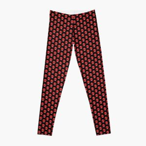 NATSU DRAGNEEL II IN THE COLOR CIRCLE  Leggings RB0607 product Offical Fairy Tail Merch