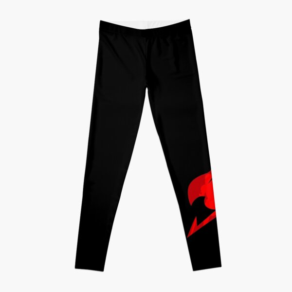 Fairy Tail Erza Sillhouette Leggings RB0607 product Offical Fairy Tail Merch