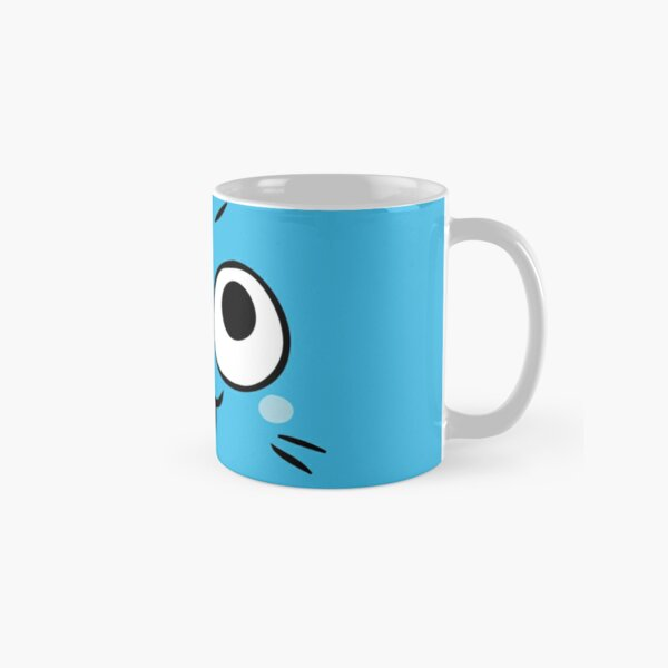 Happy face Classic Mug RB0607 product Offical Fairy Tail Merch