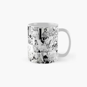 Fairy Tail Manga Collage  Classic Mug RB0607 product Offical Fairy Tail Merch