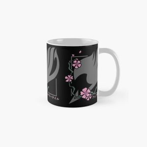 Fairy Tail Cherry Blossoms Classic Mug RB0607 product Offical Fairy Tail Merch