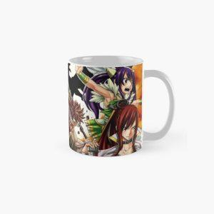 Fairy warriors Classic Mug RB0607 product Offical Fairy Tail Merch