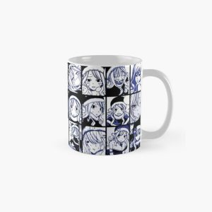 Juvia Lockser - Fairy tail Collage Classic Mug RB0607 product Offical Fairy Tail Merch