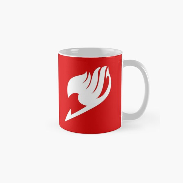 Fairy Tail Symbol Classic Mug RB0607 product Offical Fairy Tail Merch