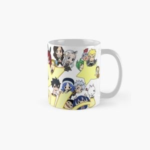 Chibi fairy  Classic Mug RB0607 product Offical Fairy Tail Merch
