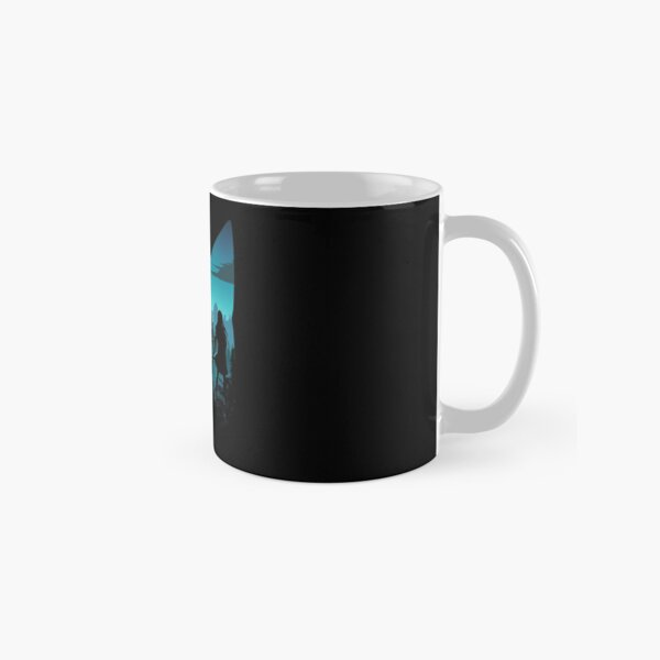 Happy Silhouette Classic Mug RB0607 product Offical Fairy Tail Merch