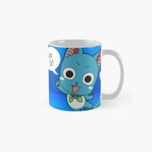 fairy tail - happy Classic Mug RB0607 product Offical Fairy Tail Merch