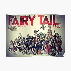 Fairy Tail 37  Poster RB0607 product Offical Fairy Tail Merch