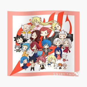 fairy tail 2014 Poster RB0607 product Offical Fairy Tail Merch
