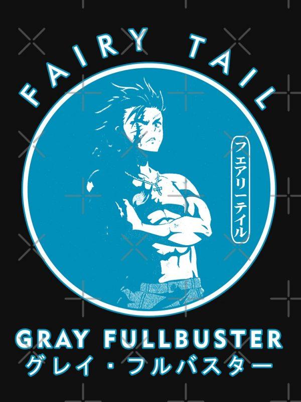artwork Offical Fairy Tail Merch