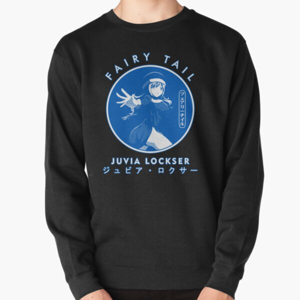 JUVIA LOCKSER IN THE COLOR CIRCLE  Pullover Sweatshirt RB0607 product Offical Fairy Tail Merch