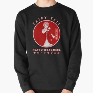 NATSU DRAGNEEL II IN THE COLOR CIRCLE  Pullover Sweatshirt RB0607 product Offical Fairy Tail Merch