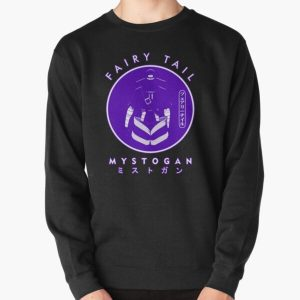 MYSTOGAN IN THE COLOR CIRCLE  Pullover Sweatshirt RB0607 product Offical Fairy Tail Merch