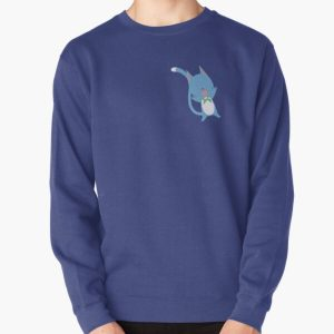 Happy Pullover Sweatshirt RB0607 product Offical Fairy Tail Merch