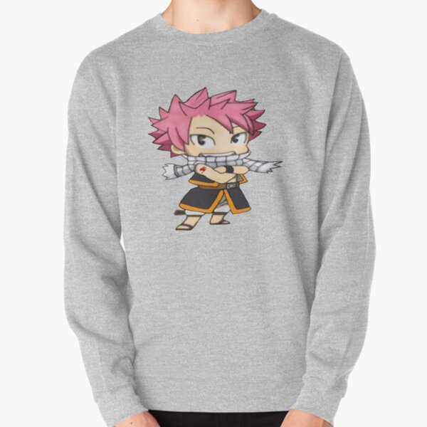 fairy tail natsu dragneel Pullover Sweatshirt RB0607 product Offical Fairy Tail Merch