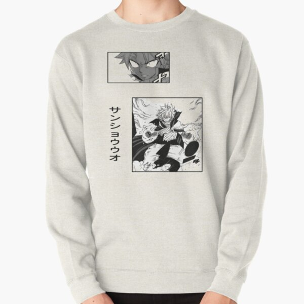 Natsu Dragneel Pullover Sweatshirt RB0607 product Offical Fairy Tail Merch