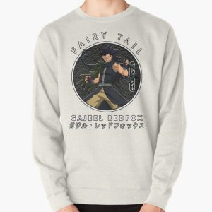 GAJJEL IN THE CIRCLE UP Pullover Sweatshirt RB0607 product Offical Fairy Tail Merch