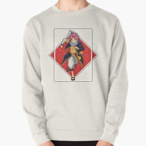NATSU DRAGNEEL I IN THE RED BOX Pullover Sweatshirt RB0607 product Offical Fairy Tail Merch