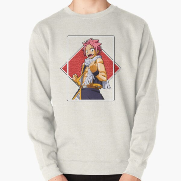 NATSU DRAGNEEL II IN THE RED BOX Pullover Sweatshirt RB0607 product Offical Fairy Tail Merch