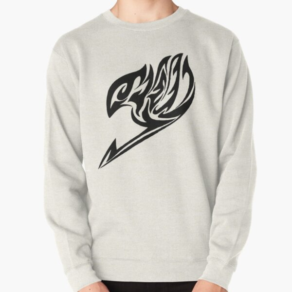 Heart of a Fairy Pullover Sweatshirt RB0607 product Offical Fairy Tail Merch