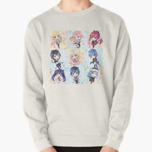 Fairy chibis Pullover Sweatshirt RB0607 product Offical Fairy Tail Merch
