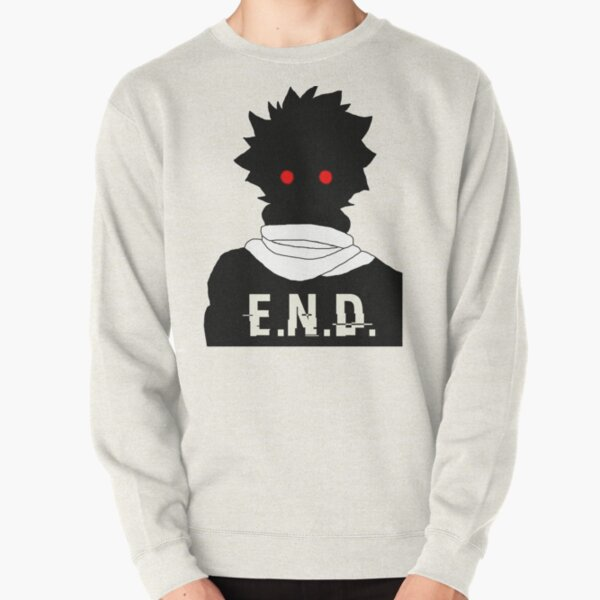 Natsu END Pullover Sweatshirt RB0607 product Offical Fairy Tail Merch