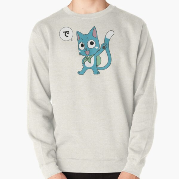 Happy Tail Pullover Sweatshirt RB0607 product Offical Fairy Tail Merch