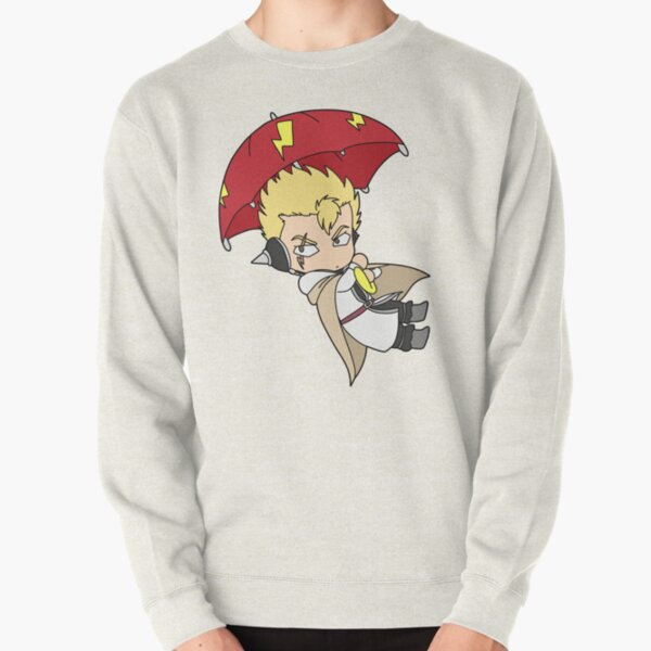 Tenrou Laxus Pullover Sweatshirt RB0607 product Offical Fairy Tail Merch