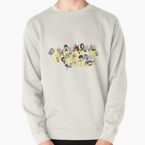 Chibi fairy  Pullover Sweatshirt RB0607 product Offical Fairy Tail Merch