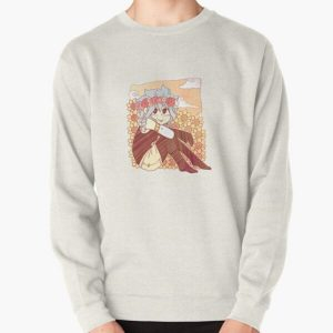 Flower Crown Levy Pullover Sweatshirt RB0607 product Offical Fairy Tail Merch