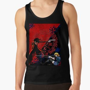 Hellsing Tank Top RB0607 product Offical Fairy Tail Merch