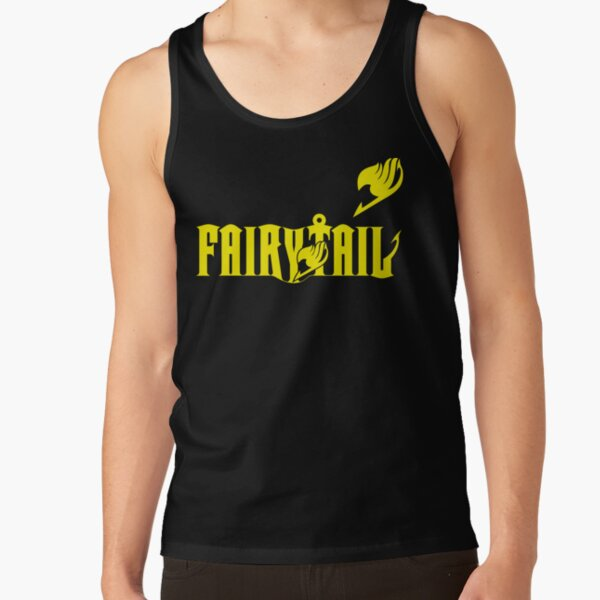 Fairy Tail Symbol Tank Top RB0607 product Offical Fairy Tail Merch
