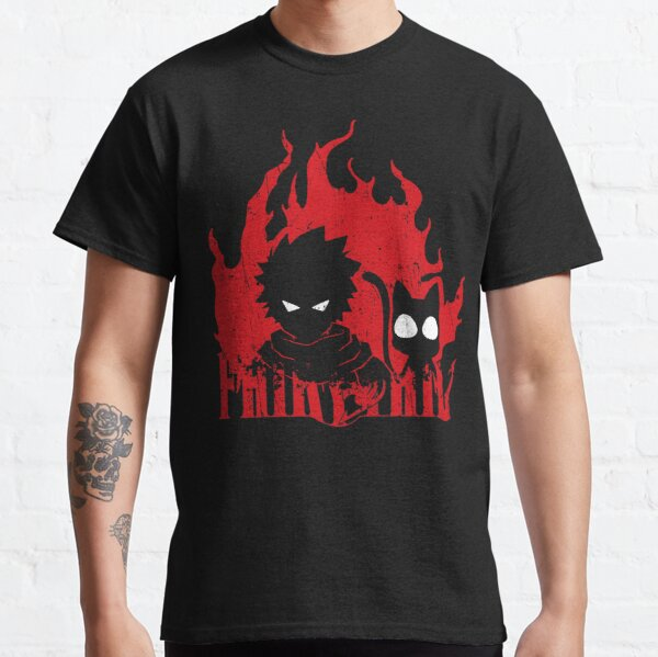 Fairyfan Classic T-Shirt RB0607 product Offical Fairy Tail Merch