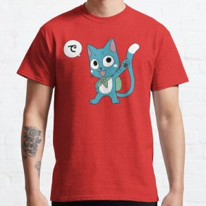 Happy Tail Classic T-Shirt RB0607 product Offical Fairy Tail Merch