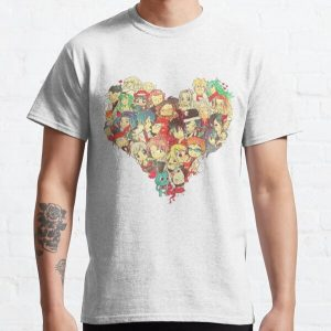 Fairies in Love Classic T-Shirt RB0607 product Offical Fairy Tail Merch