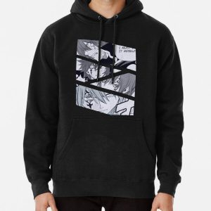 Jellal Fernandes Fairy Tail Fearī Teiru Anime Manga Panel Drawing Design  Pullover Hoodie RB0607 product Offical Fairy Tail Merch