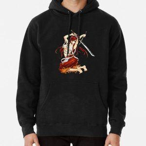 Erza Scarlet  Pullover Hoodie RB0607 product Offical Fairy Tail Merch