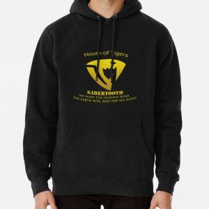 House of Tigers - Fairy Tail Sabertooth Pullover Hoodie RB0607 product Offical Fairy Tail Merch