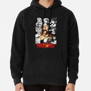 Fairy Tail Pullover Hoodie RB0607 product Offical Fairy Tail Merch