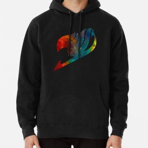 Fairy Tail Galaxy Universe Guild Symbol Multicolored Pullover Hoodie RB0607 product Offical Fairy Tail Merch
