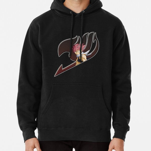Fairy Tail - Natsu Pullover Hoodie RB0607 product Offical Fairy Tail Merch